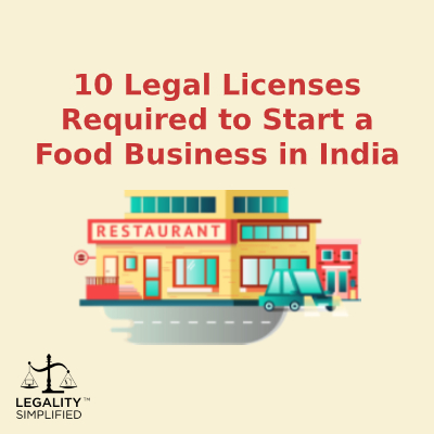 Legal Requirements for Food Business