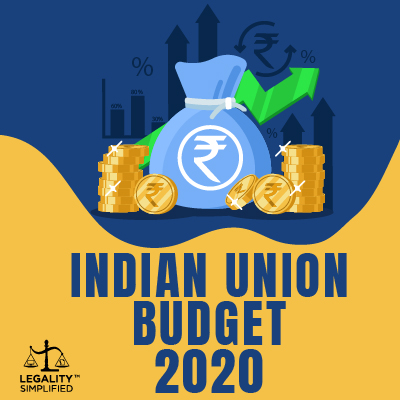 Indian Union Budget 2020 Highlights