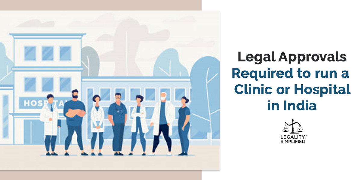 Legal Requirements to start a clinic or hospital