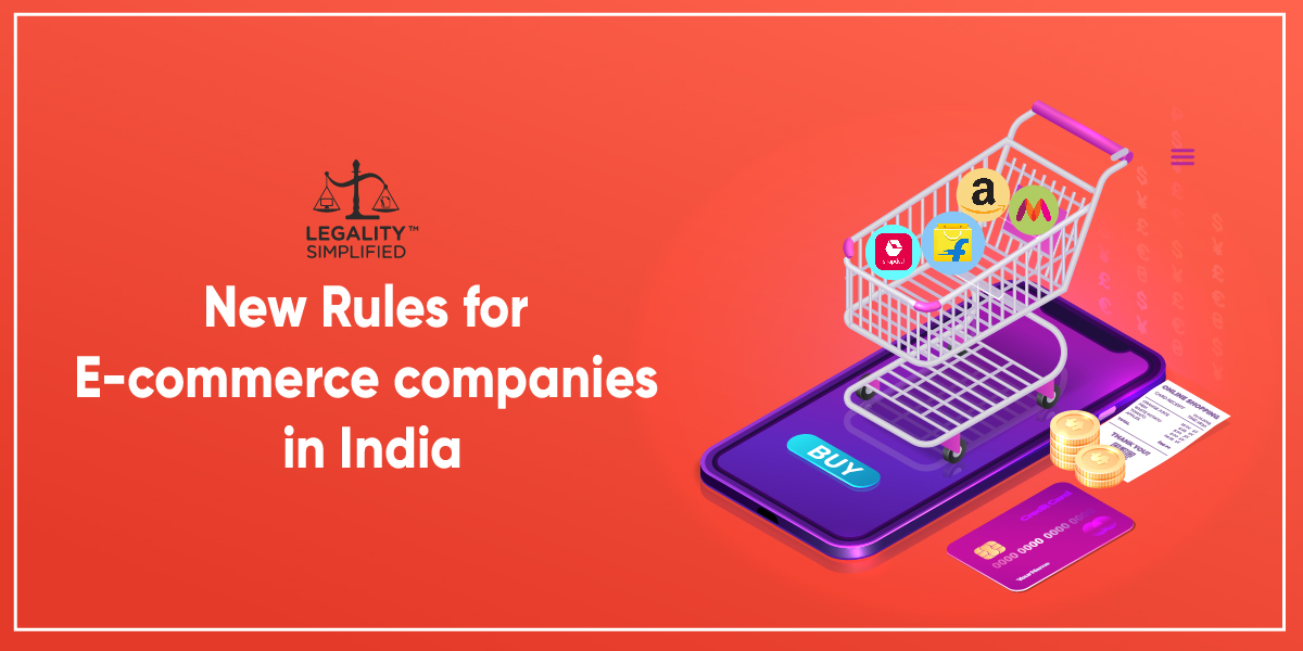 New Ecommerce rules for consumer protection in india